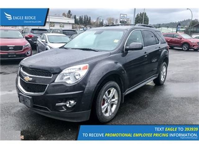 2013 CHEVROLET EQUINOX 2LT in Coquitlam, British Columbia