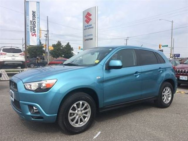 2011 MITSUBISHI RVR ~Feels Solid and Tight ~Fuel Economy ~Agile in Barrie, Ontario