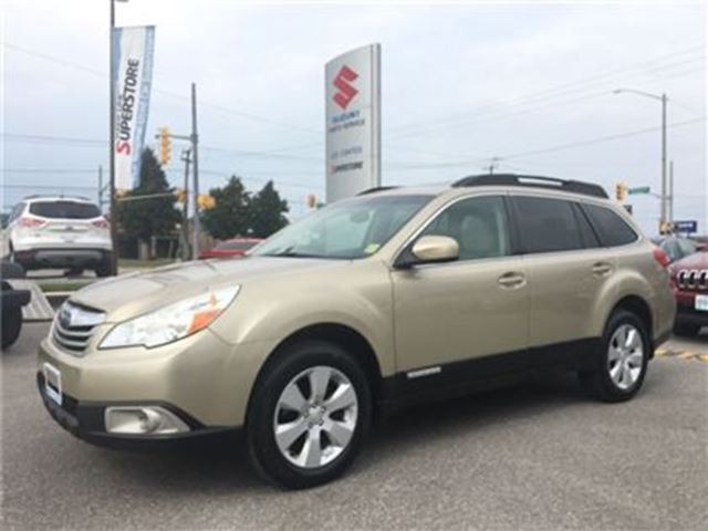 2010 Subaru Outback 2.5i All-Wheel Drive ~Heated Seats ~P/Sunroof in Barrie, Ontario