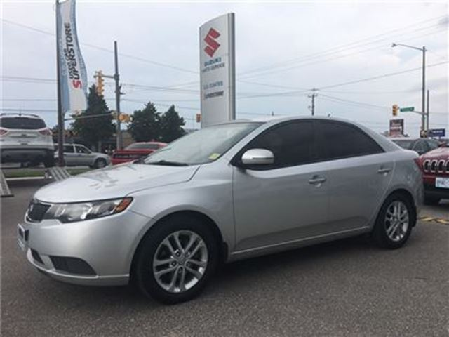 2012 Kia Forte EX ~Well Appointed ~Heated Seats ~Tinted in Barrie, Ontario