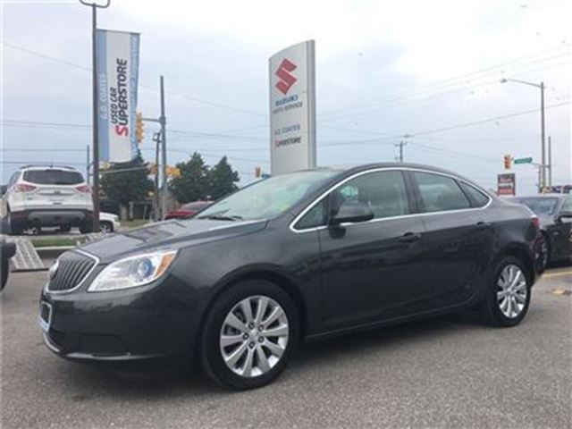 2016 Buick Verano ~Low Km's ~Power/Heated Seat ~RearView Camera in Barrie, Ontario