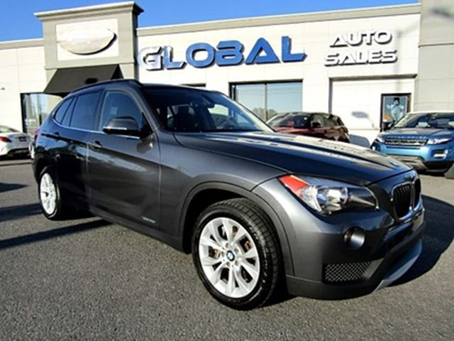 2013 BMW X1 xDrive35i 6 CYL. 300 HP . LEATHER PANOR. ROOF in Ottawa, Ontario
