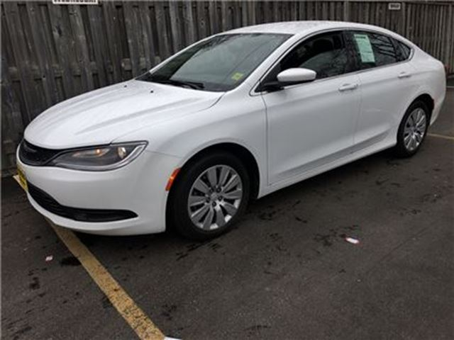 2015 CHRYSLER 200 LX, Automatic, Traction Controls, in Burlington, Ontario
