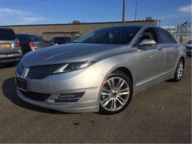 2013 LINCOLN MKZ LEATHER SUNROOF in St Catharines, Ontario