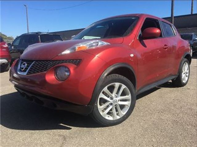 2013 NISSAN JUKE SV TURBO CRUISE CONTROL in St Catharines, Ontario