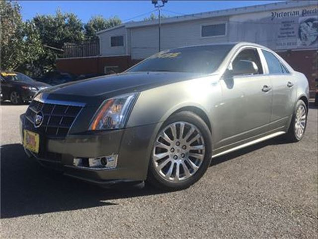 2010 CADILLAC CTS 3.0L ALL WHEEL DRIVE  SUNROOF in St Catharines, Ontario