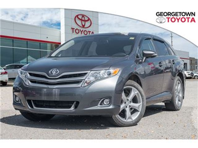 2016 TOYOTA VENZA V6 in Georgetown, Ontario