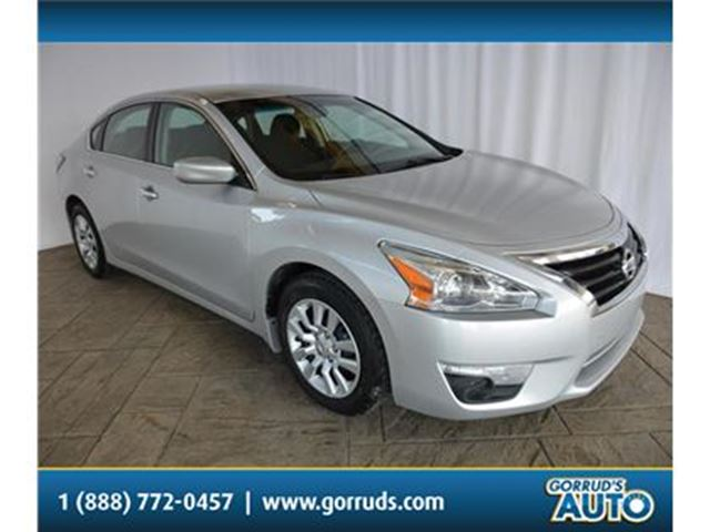 2015 NISSAN ALTIMA S/2.5L/CAMERA/BLUETOOTH/CRUISE/4 NEW TIRES in Milton, Ontario