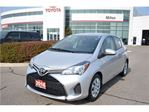 2016 Toyota Yaris HB LE Cruise Control, Power Windows, Bluetooth in Milton, Ontario