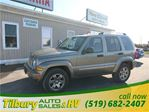 2006 Jeep Liberty Limited in Tilbury, Ontario