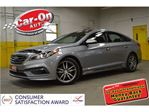 2016 Hyundai Sonata Sport Tech LEATHER NAV PANO ROOFONLY 7600 KMS in Ottawa, Ontario
