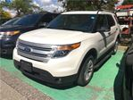 2015 Ford Explorer XLT,SUNROOF,NAVIGATION,LEATHER in Mississauga, Ontario