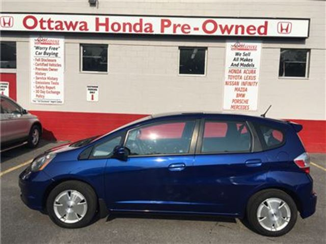 2010 HONDA FIT LX in Ottawa, Ontario
