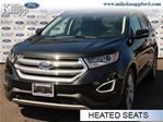 2015 Ford Edge Titanium - Leather Seats -  Bluetooth -  Heated Se in Welland, Ontario