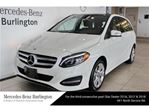 2018 Mercedes-Benz B-Class 4matic Sports Tourer in Burlington, Ontario