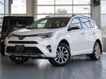 2017 Toyota RAV4 Limited with Platinum Package in Kelowna, British Columbia