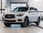 2017 Infiniti QX60 3.5 All-wheel Drive with Premium and Deluxe Touring Package in Kelowna, British Columbia
