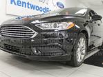 2017 Ford Fusion SE with a sunroof and power drivers seat AND back up cam! in Edmonton, Alberta