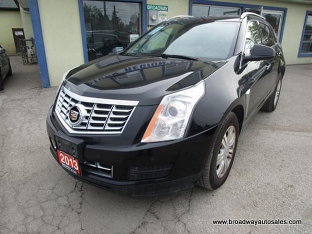 2013 CADILLAC SRX LOADED ALL WHEEL DRIVE 5 PASSENGER 3.6L - V6..  in Bradford, Ontario