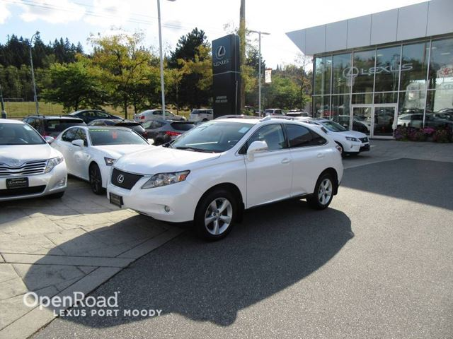 2012 LEXUS RX 350 Premium Package 2 - Back Up Camera - Heated Sea in Port Moody, British Columbia