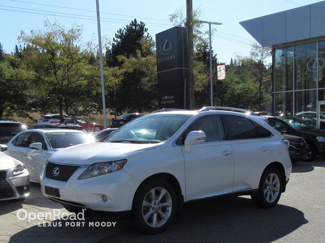 2012 LEXUS RX 350 Touring Package - Navigation - Back Up Camera in Port Moody, British Columbia