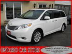 2011 Toyota Sienna Limited AWD TOP OF THE LINE NAVIGATION in Toronto, Ontario
