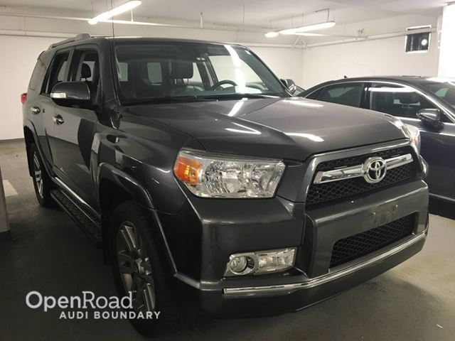 2011 TOYOTA 4RUNNER 4WD 4dr V6 SR5 in Vancouver, British Columbia