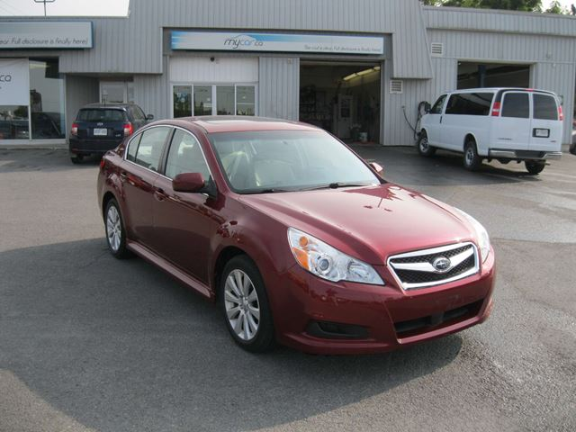 2012 SUBARU LEGACY 3.6R Limited Package in Kingston, Ontario
