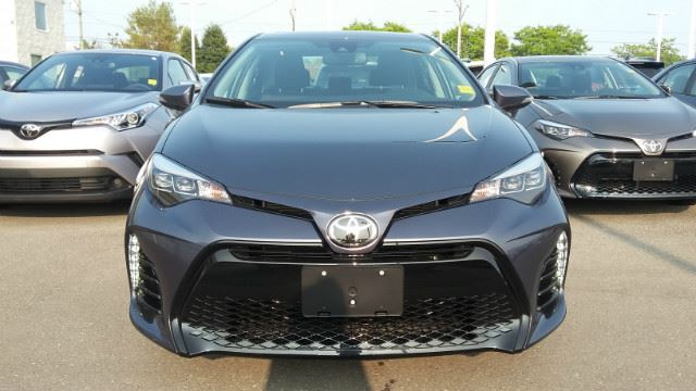 used 2017 toyota corolla sport xse package cobourg. Black Bedroom Furniture Sets. Home Design Ideas