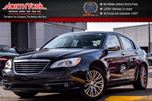 2013 Chrysler 200 Limited Sunroof Leather HeatSeats Bluetooth Sat.Radio R-Start 18Alloys in Thornhill, Ontario