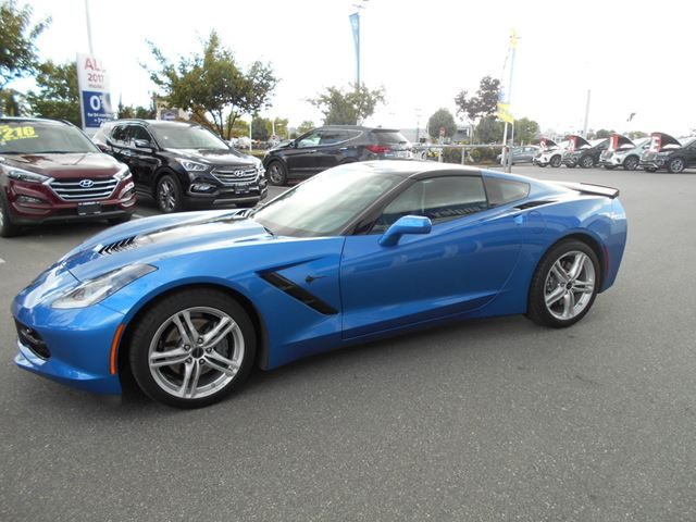 2016 CHEVROLET CORVETTE Stingray in Surrey, British Columbia