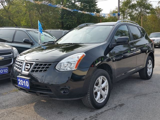 2010 Nissan Rogue certified..LOW KMS!! in Oshawa, Ontario