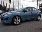2010 Mazda MAZDA3 GT, LEATHER SEATS, SUNROOF, BLUETOOTH, ONLY 138 KMS in Ottawa, Ontario