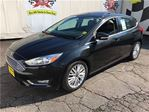 2015 Ford Focus Titanium, Auto, Navi, Sunroof in Burlington, Ontario