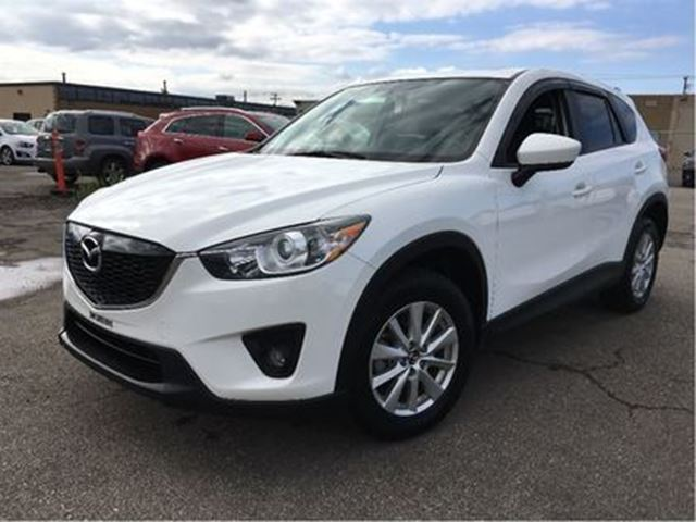 2013 MAZDA CX-5 GS MOON ROOF BACK UP CAMERA in St Catharines, Ontario