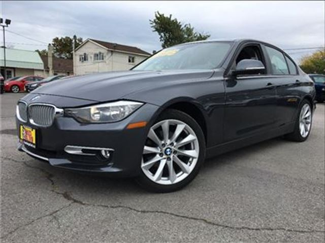 2013 BMW 3 SERIES xDrive AWD LEATHER SUN ROOF in St Catharines, Ontario