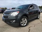 2014 Chevrolet Equinox 2LT NAVIGATION SUN ROOF BACK UP CAMERA in St Catharines, Ontario