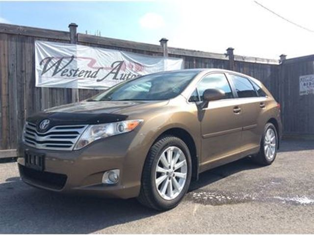 2009 TOYOTA Venza Leather Awd in Ottawa, Ontario