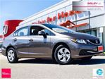 2015 Honda Civic LX - 1 Owner, No Accident in Thornhill, Ontario