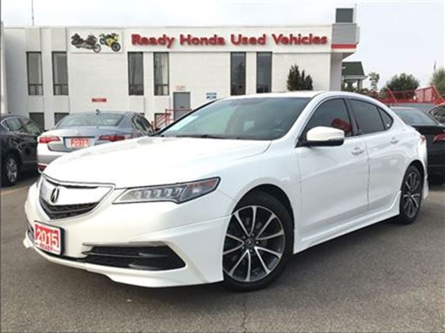 2015 ACURA TLX V6 Tech in Mississauga, Ontario