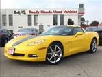 2008 Chevrolet Corvette ZHZ in Mississauga, Ontario