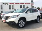 2014 Honda CR-V EX AWD      1.99% Financing in Mississauga, Ontario