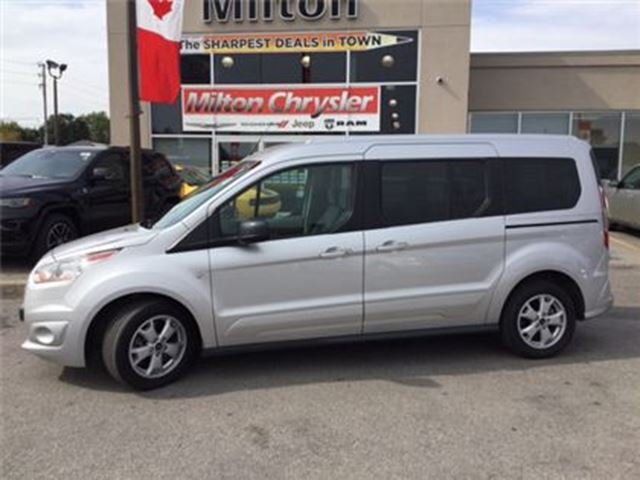 2016 FORD TRANSIT CONNECT XLT in Milton, Ontario