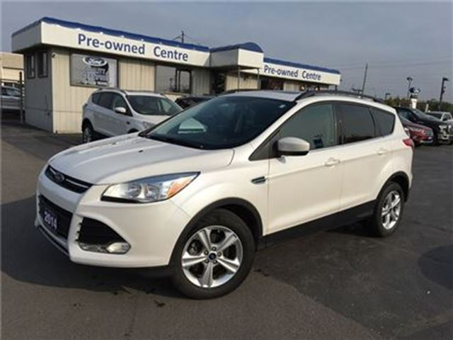 2014 FORD ESCAPE SE in Burlington, Ontario