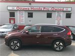 2015 Honda CR-V Touring in Ottawa, Ontario