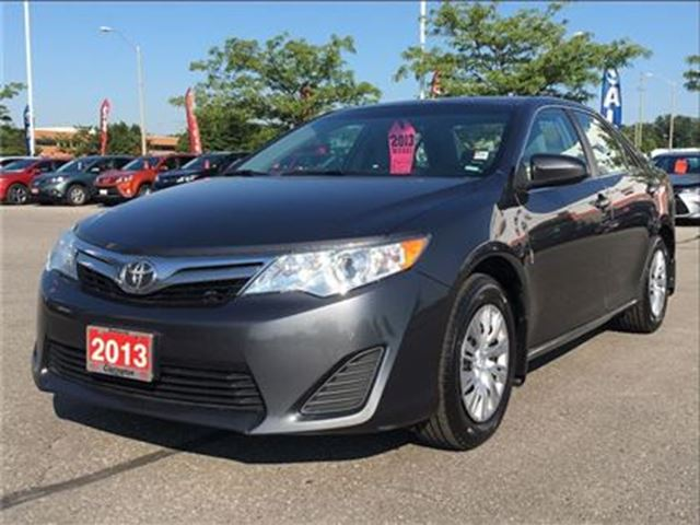 2013 Toyota Camry LE OFF LEASE NEW TIRES! in Bowmanville, Ontario