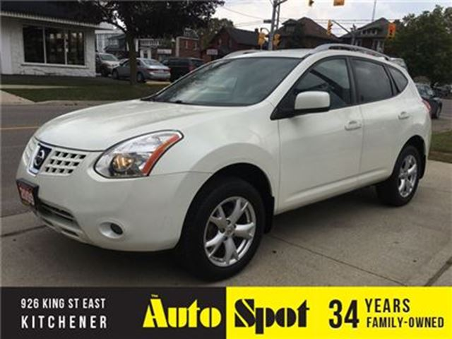 2009 NISSAN ROGUE SL/AWD/PRICED FOR A QUICK SALE! in Kitchener, Ontario
