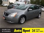 2008 Nissan Sentra 2.0/PRICED FOR A QUICK SALE ! in Kitchener, Ontario