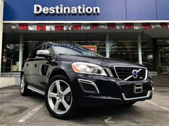 2012 VOLVO XC60 T6 in Vancouver, British Columbia