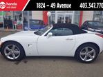 2008 Pontiac Solstice GXP in Red Deer, Alberta